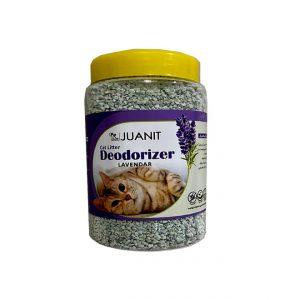 بوگیر خاک گربه با عطر لوندر