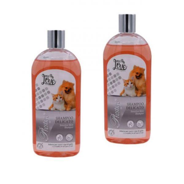 شامپوی موی حساس سگ و گربه
