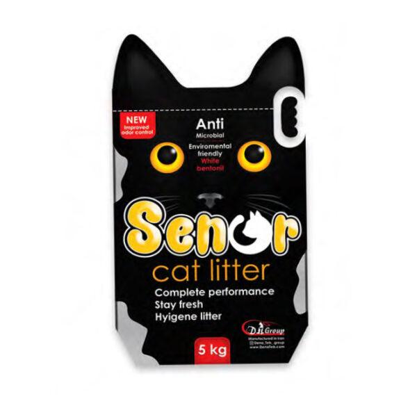 خاک گربه سنور 5 کیلوگرمی